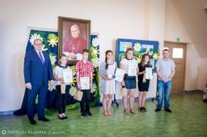 Rozstrzygnięcie konkursu Jan Paweł II - Patron Najgodniejszy