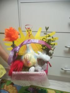 Wielkanocny koszyczek2
