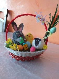 Wielkanocny koszyczek4