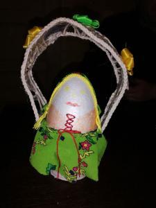 Wielkanocny koszyczek9