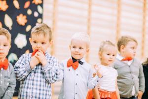 Ślubowanie przedszkolaka